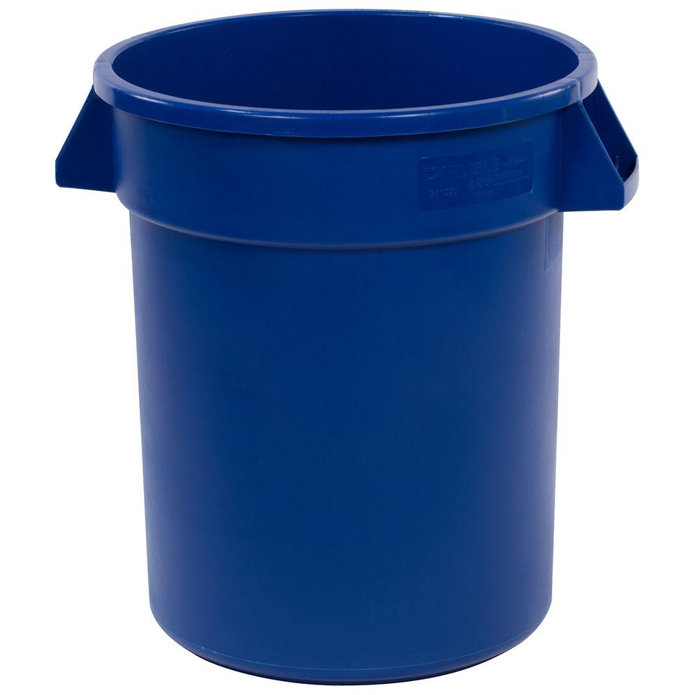 Carlisle 34102014 20 gal Multiple Materials Recycle Bin - Indoor/Outdoor