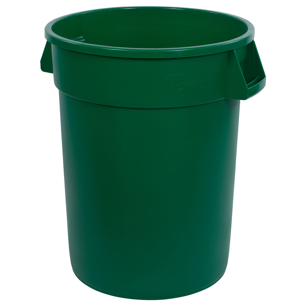 Carlisle 34103209 32 gal Multiple Materials Recycle Bin - Indoor/Outdoor