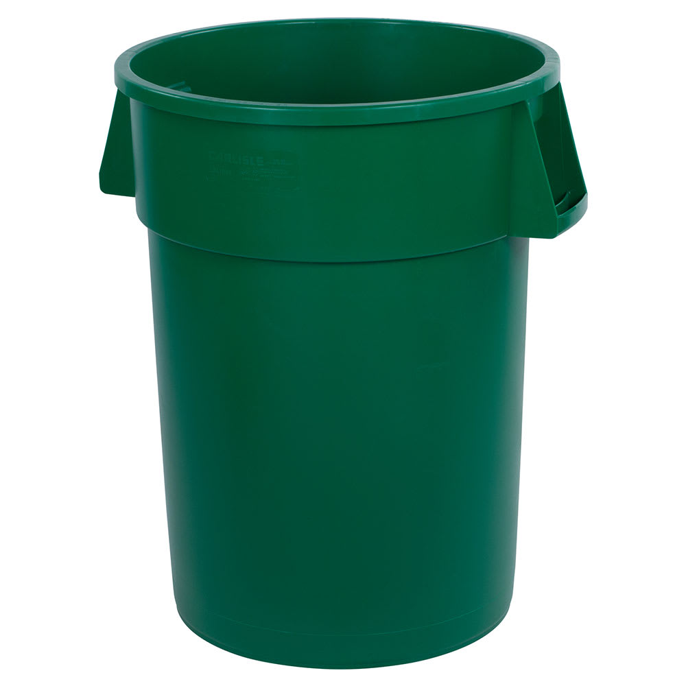 Carlisle 34104409 44-gal Multiple Materials Recycle Bin - Indoor/Outdoor