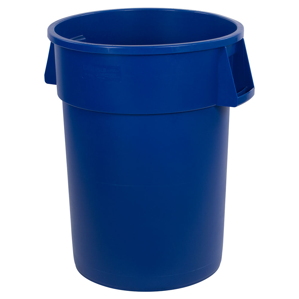 Carlisle 34104414 44-gal Multiple Materials Recycle Bin - Indoor/Outdoor