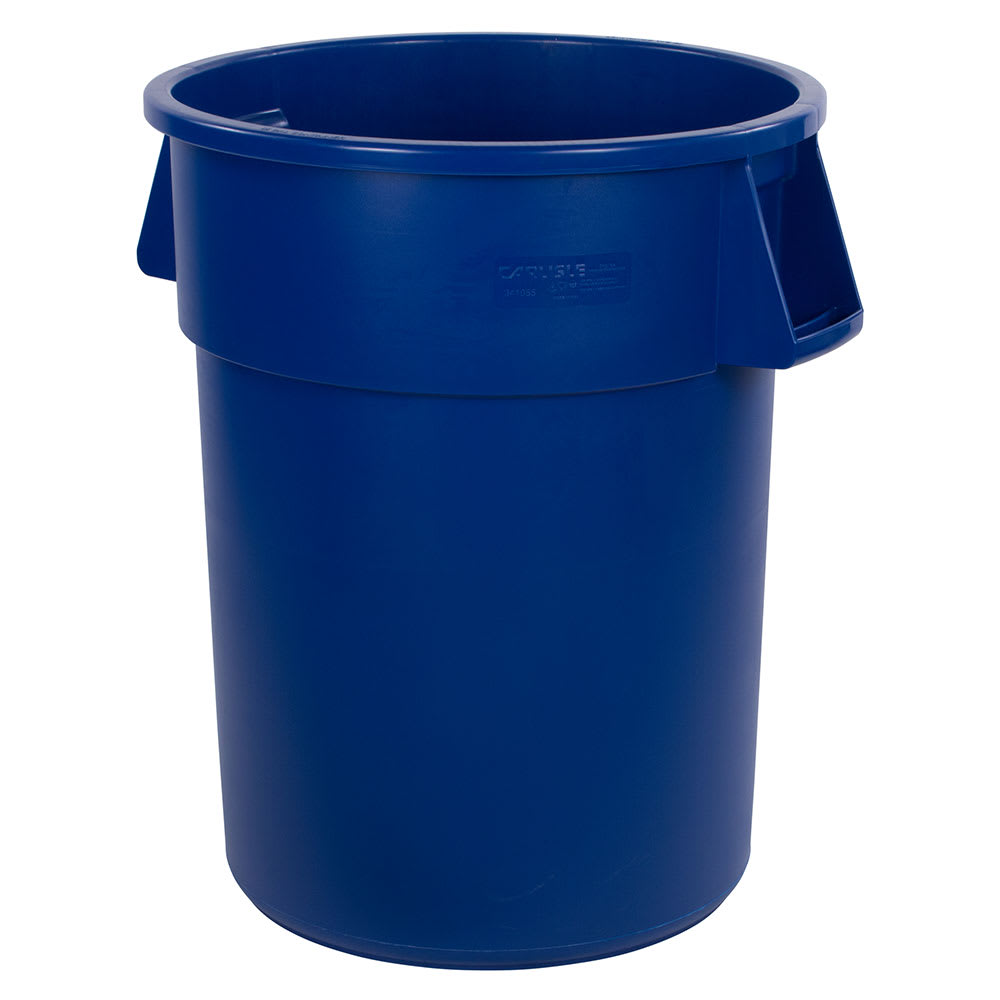 Carlisle 34105514 55-gal Multiple Materials Recycle Bin - Indoor/Outdoor