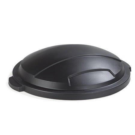 Carlisle 34123303 32-gal Domed Waste Container Lid - Black
