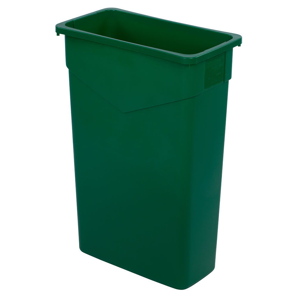 Carlisle 34202309 23-gal Multiple Materials Recycle Bin - Indoor
