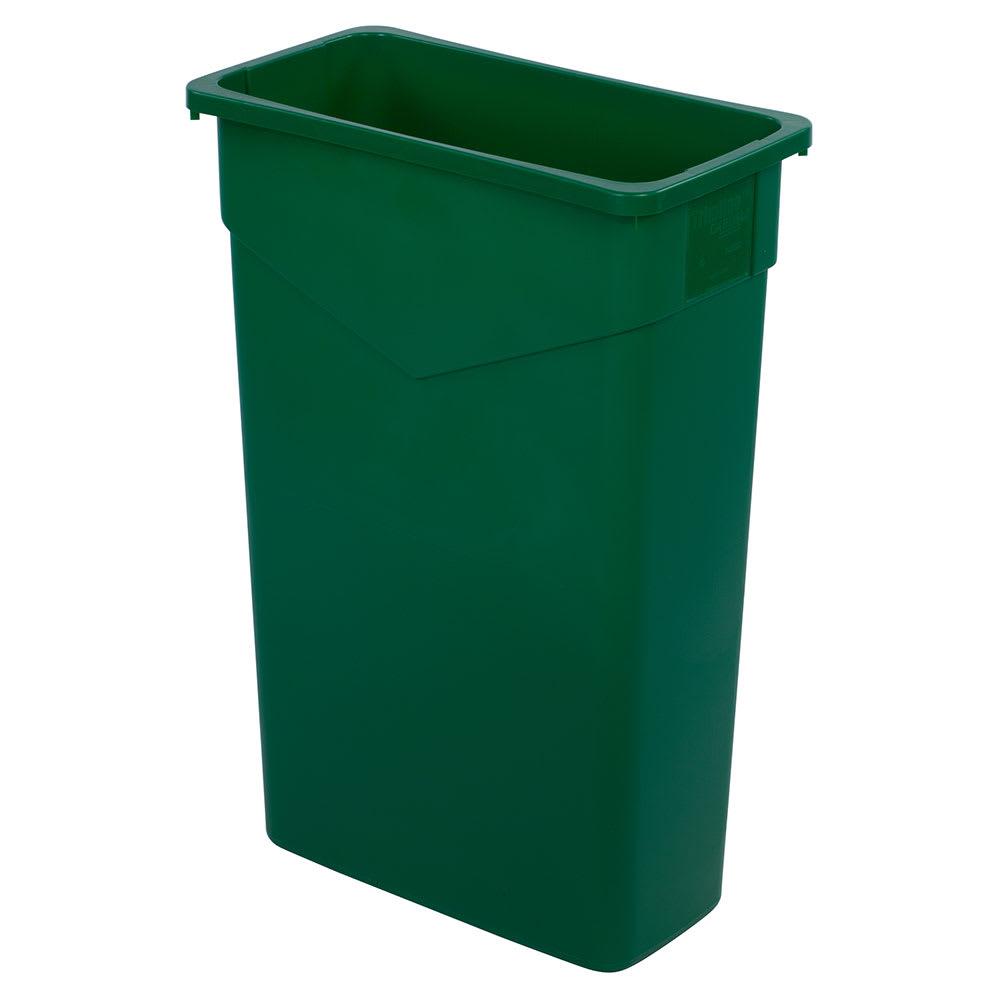 Carlisle 34202309 23 gal Multiple Materials Recycle Bin - Indoor