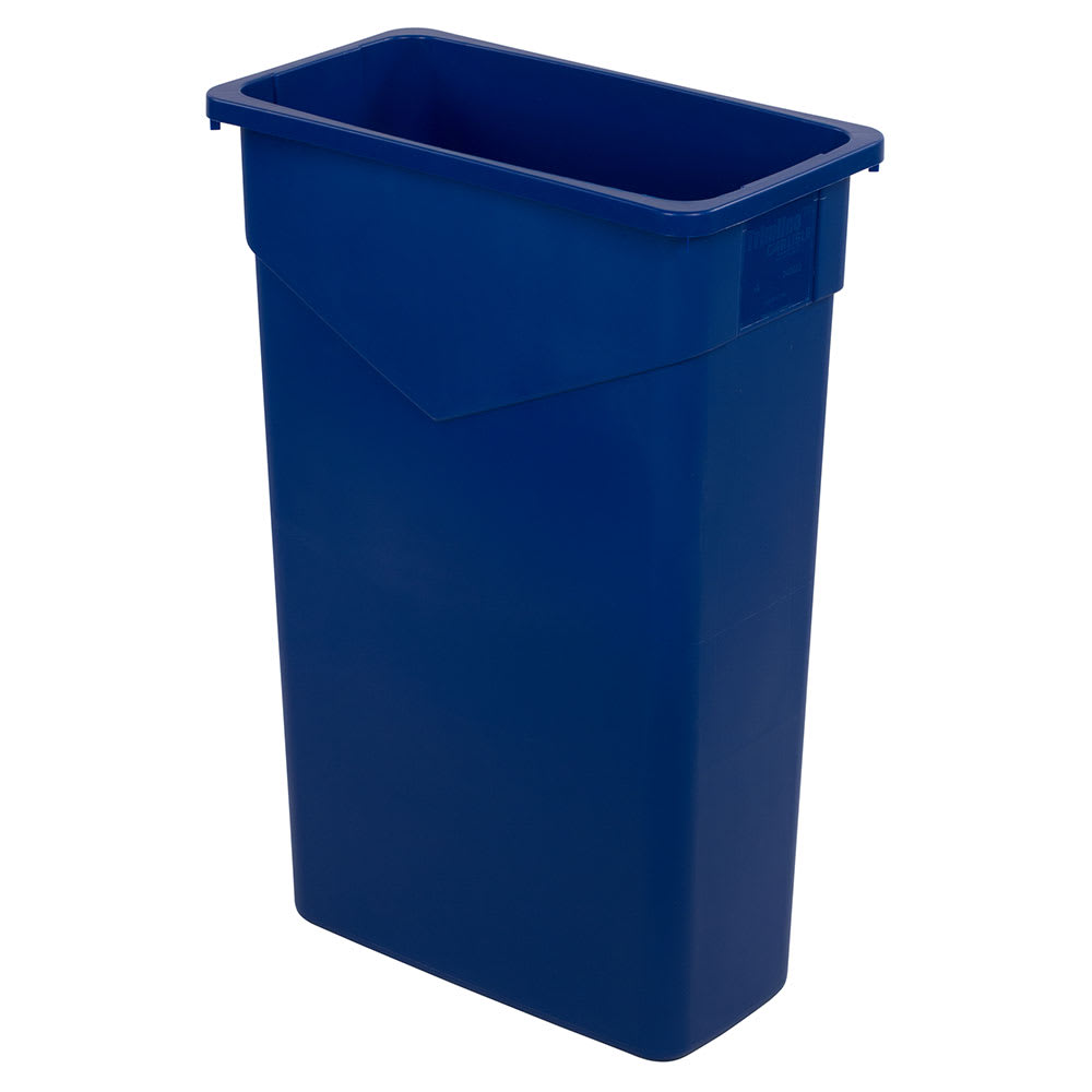 Carlisle 34202314 23 gal Multiple Materials Recycle Bin - Indoor