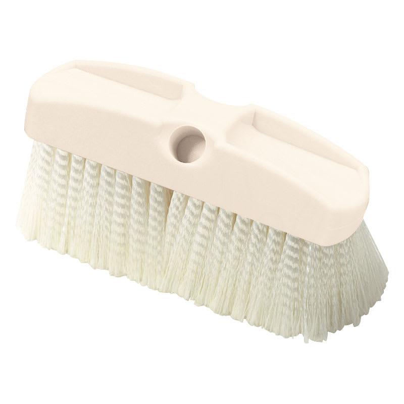 """Carlisle 36122800 8"""" Vehicle Wash Brush - Poly/Plastic"""
