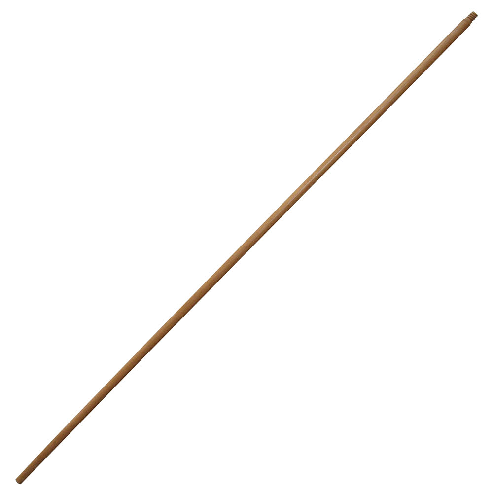 "Carlisle 362001600 72"" Handle - Threaded, Wood"