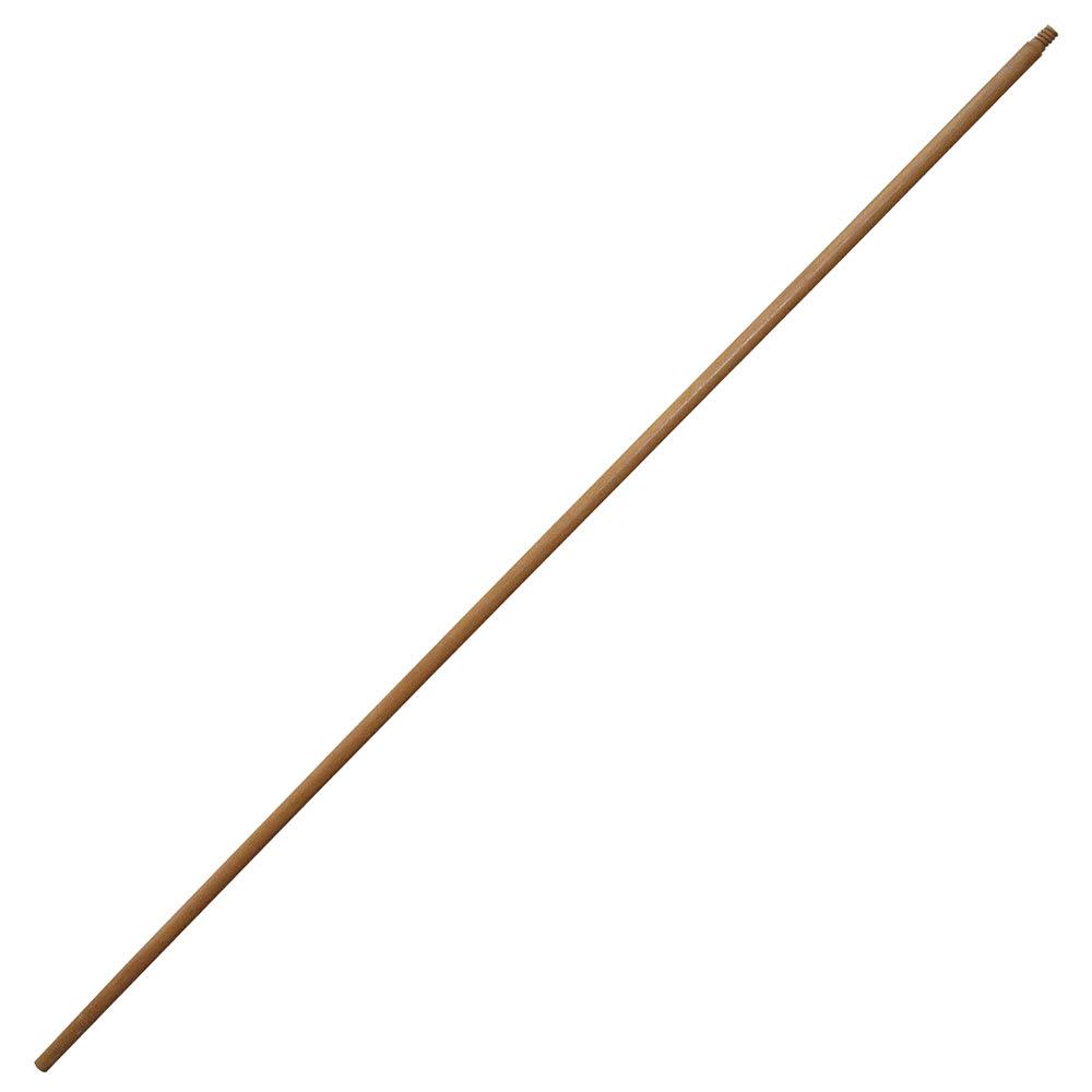 "Carlisle 362010400 48"" Handle - Threaded, Wood"
