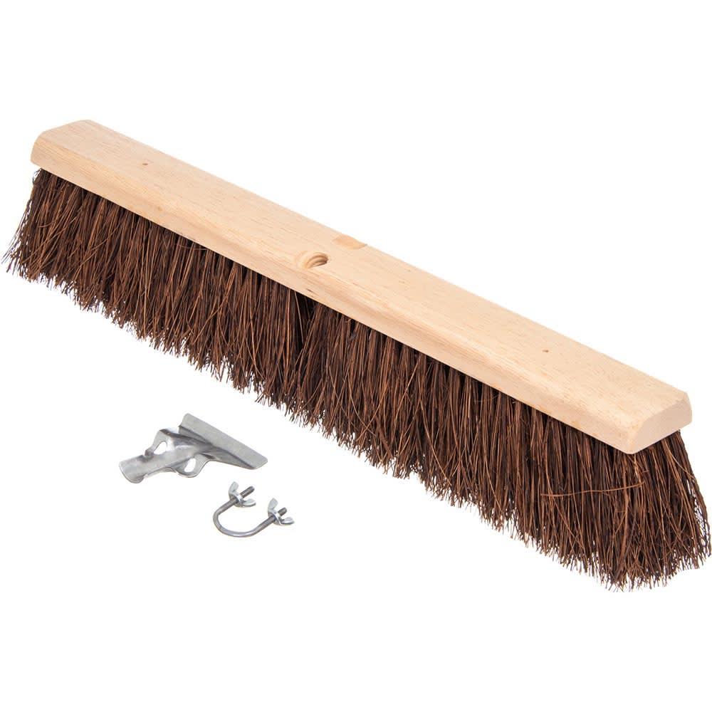 "Carlisle 3621912400 24"" Garage Floor Push Sweep - Palmyra"