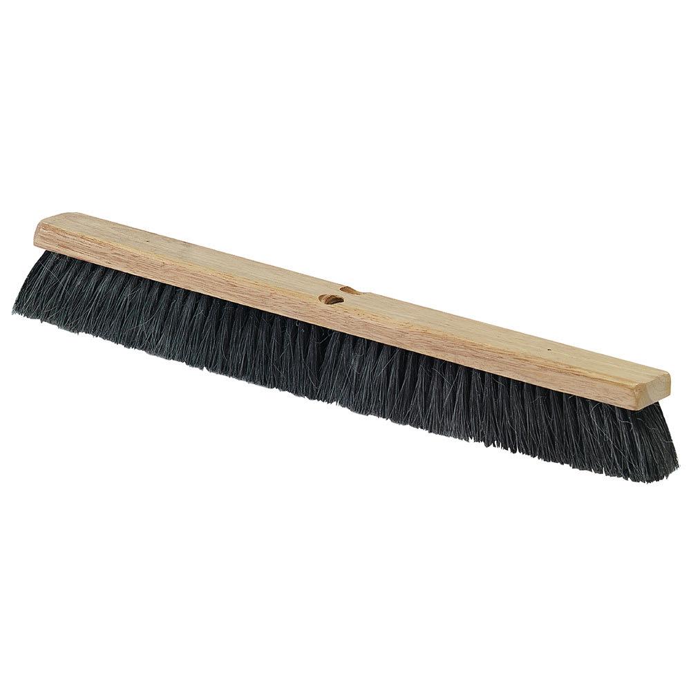 "Carlisle 3621921803 18"" Garage Floor Push Sweep - Tampico"