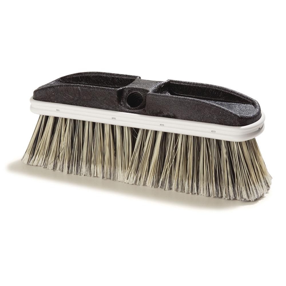 """Carlisle 3646600 10"""" Oblong Window Brush - Poly"""