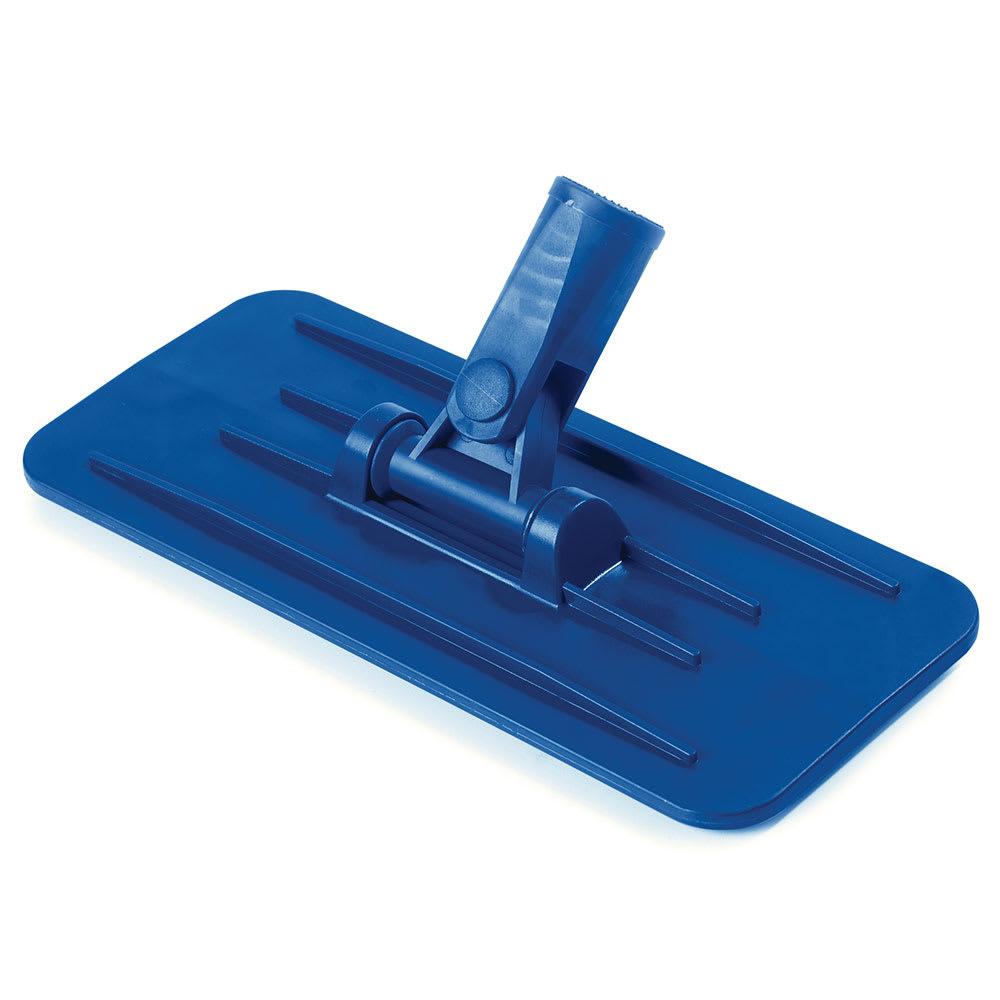 """Carlisle 36538014 9 1/4"""" Pad Holder - Plastic, Blue"""