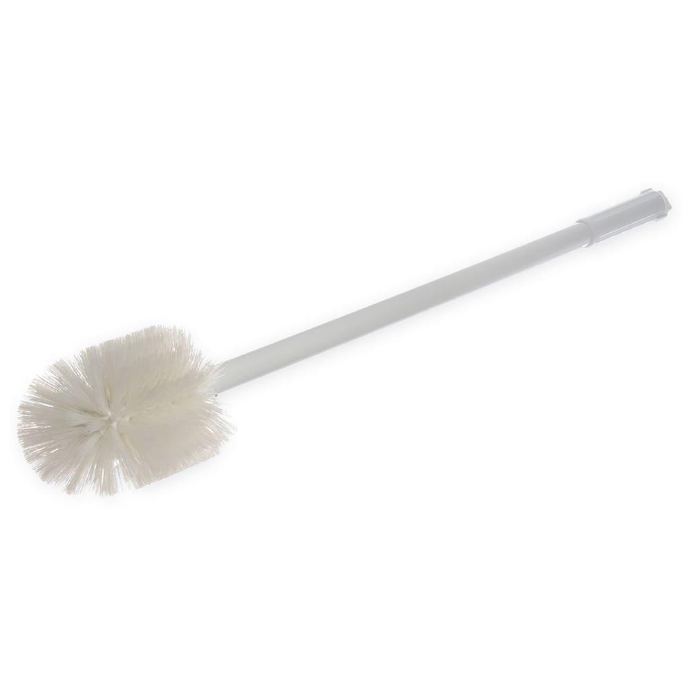 """Carlisle 4000802 30"""" Multi Purpose Valve/Fitting Brush - Poly/Plastic, White"""