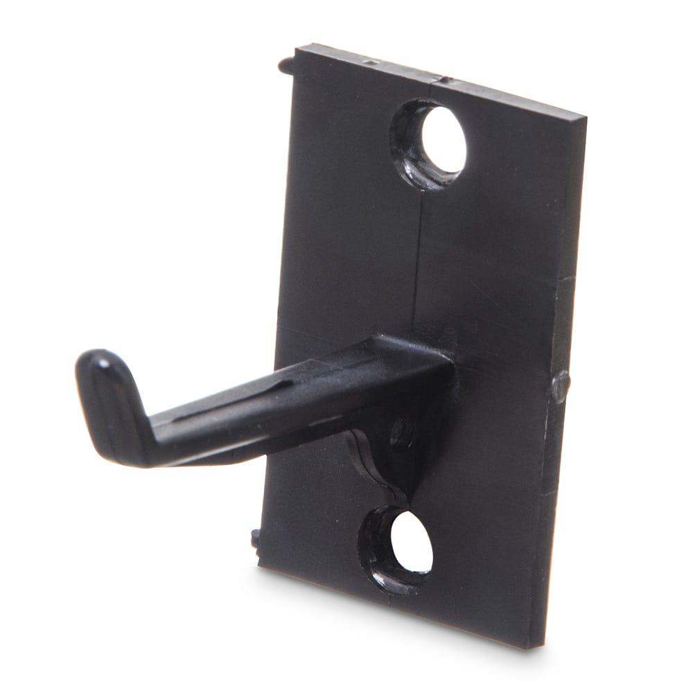 """Carlisle 4002300 Hanging Hook - 2x1 1/2"""" 2 Mounting Holes"""