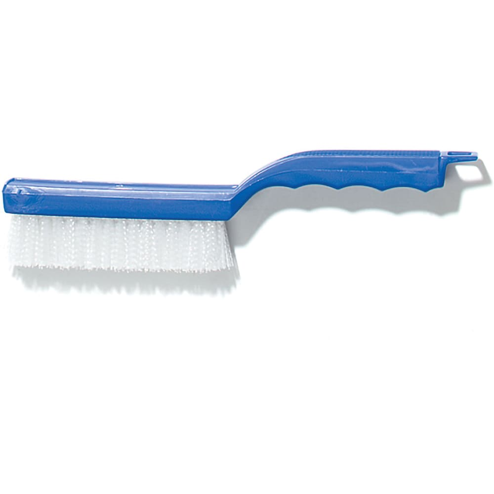 "Carlisle 4002700 11 1/2"" Scratch Brush - Nylon/Plastic"