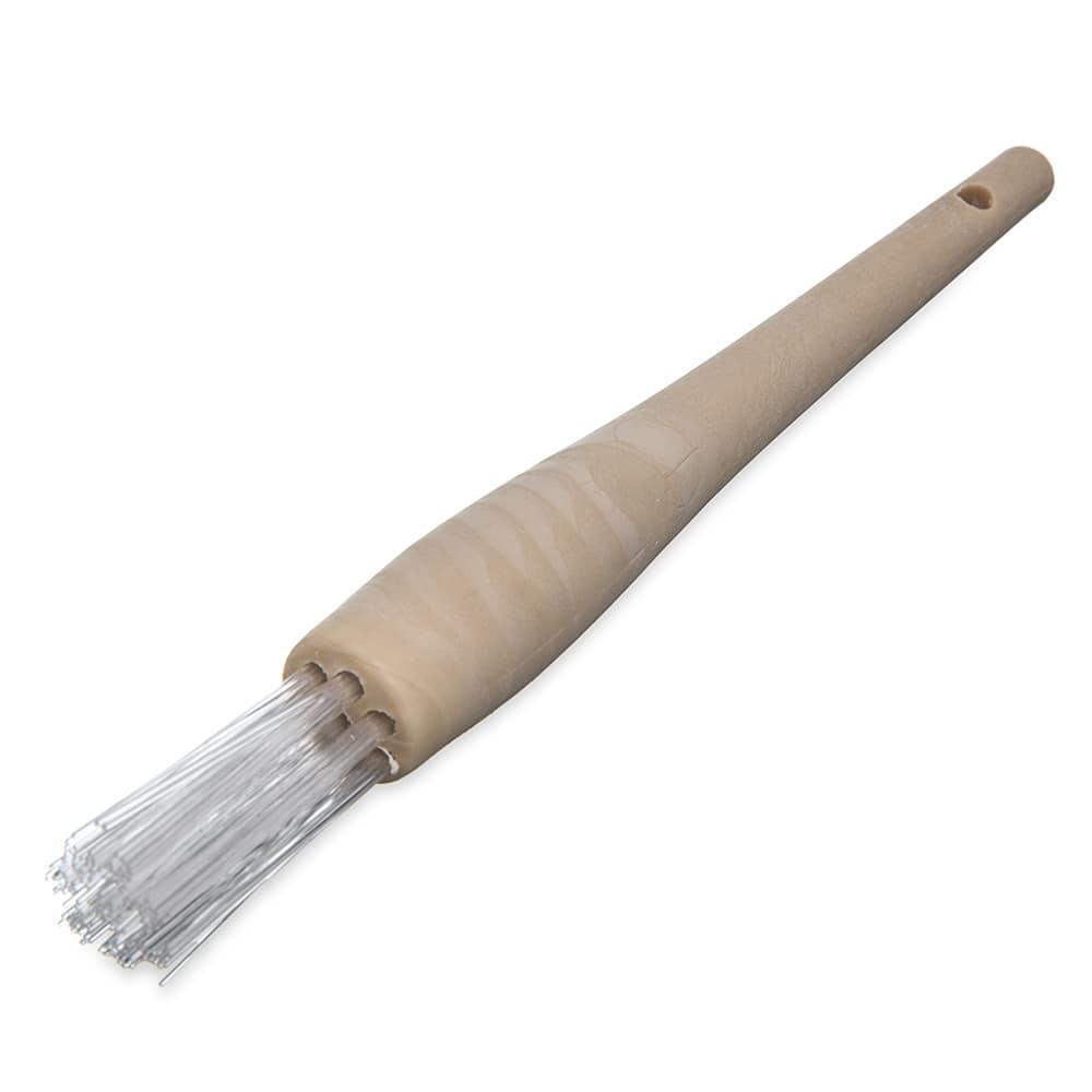 """Carlisle 4011500 9 1/2"""" Waffle Iron Brush - Teflon/Plastic"""