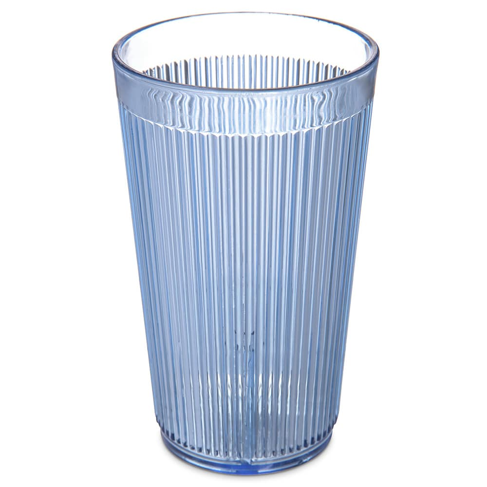 Carlisle 401254 12-oz Old Fashion Tumbler - Blue