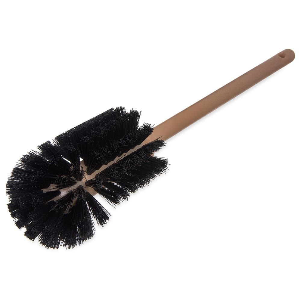 "Carlisle 4014000 17"" No Splash Bowl Brush - Poly/Plastic"
