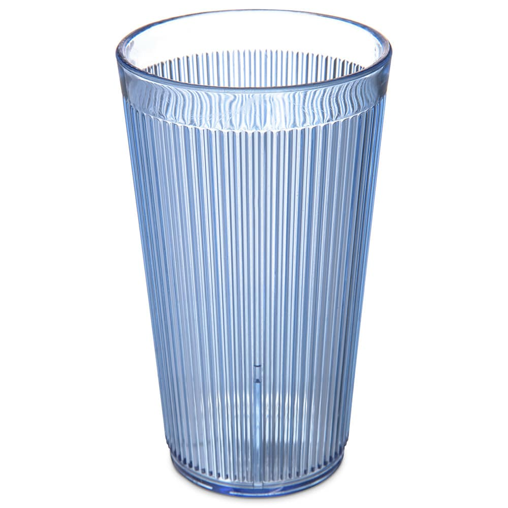 Carlisle 401654 16 oz Old Fashion Tumbler - Blue