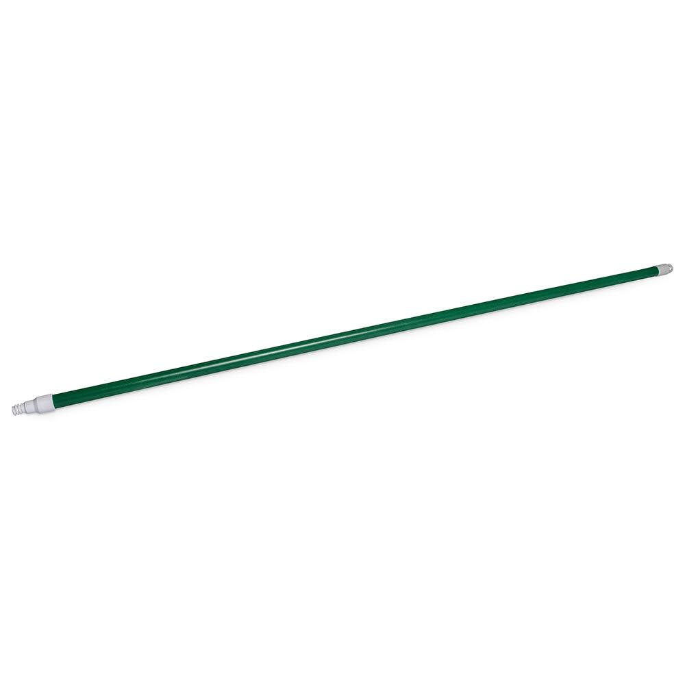 "Carlisle 4022509 60"" Handle - Threaded, Fiberglass, Green"