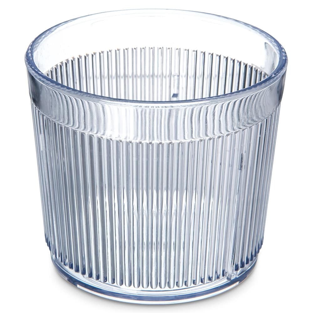 Carlisle 402907 9-oz Old Fashion Tumbler - Clear