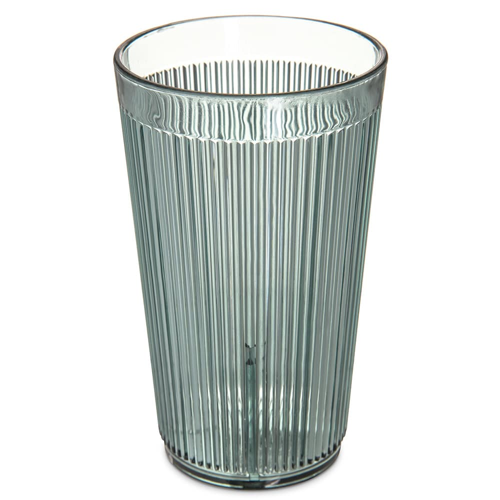 Carlisle 403309 12 oz RimGlow Tumbler - Polycarbonate, Meadow Green