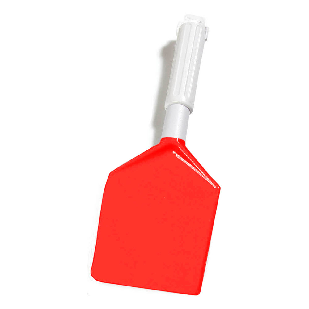 "Carlisle 4035005 13.5"" Spatula w/ Plastic Handle, Red"