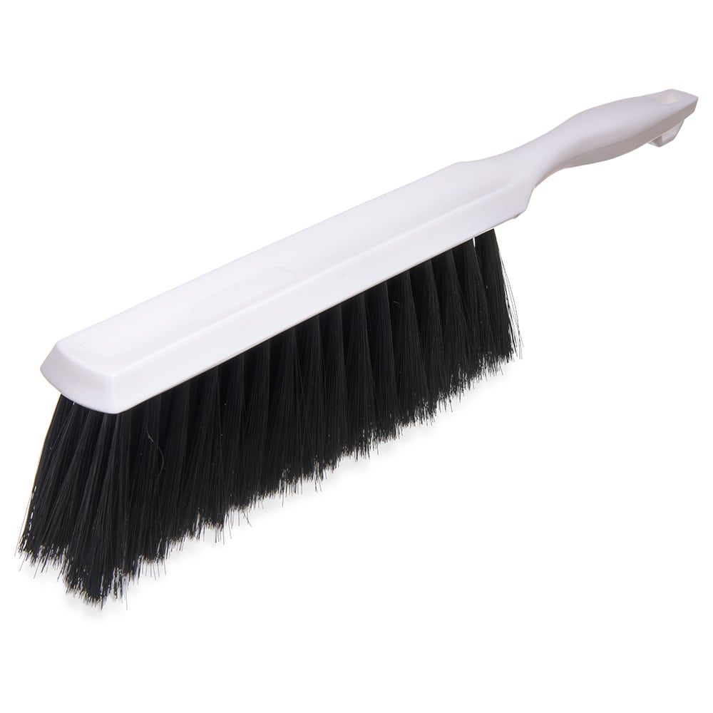 "Carlisle 4048100 13"" Counter/Bench Brush - Poly/Plastic"