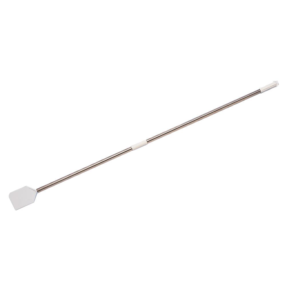 "Carlisle 4104000 72"" Spatula/Paddle - 6-1/2x9"" Stainless/Nylon"