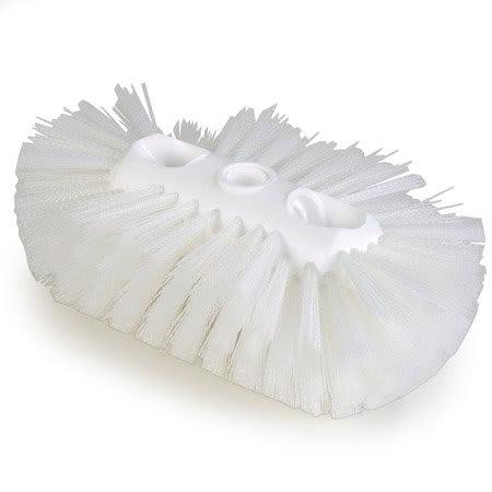 Carlisle 4117702 Jumbo Tank/Kettle Brush w/ Polyester Bristles, White