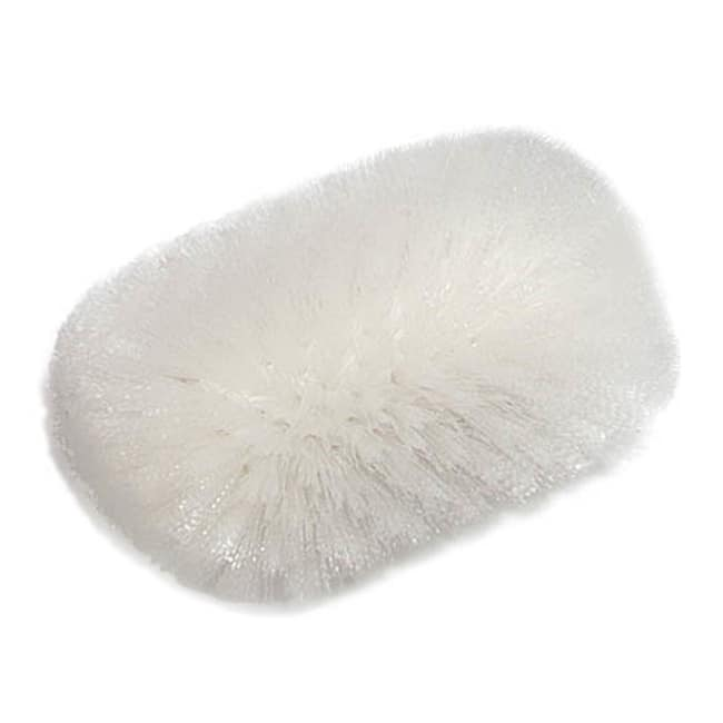 Carlisle 4122000 Tank & Kettle Brush w/ Nylon Bristles, White