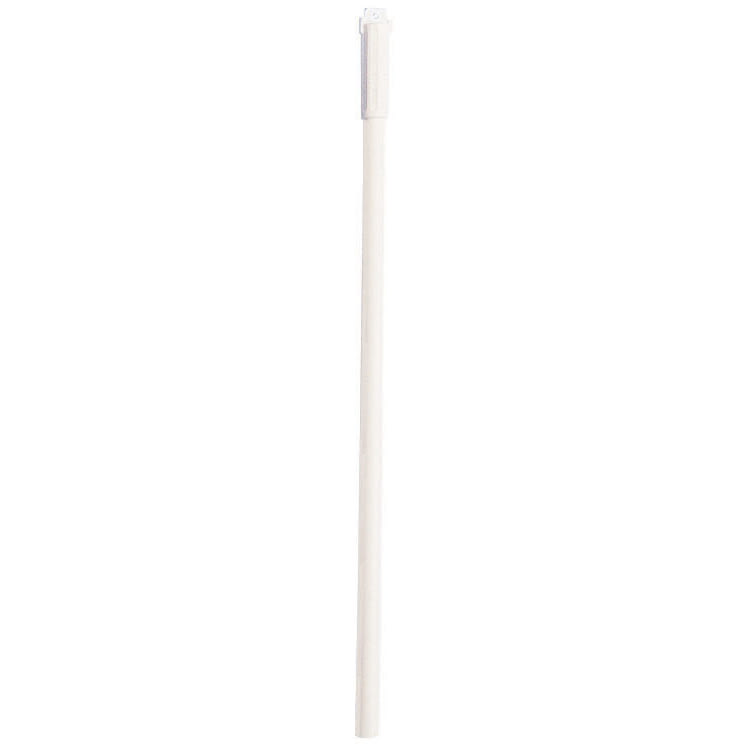 "Carlisle 4145000 67"" Replacement Spatula/Paddle Handle - Polypropylene"