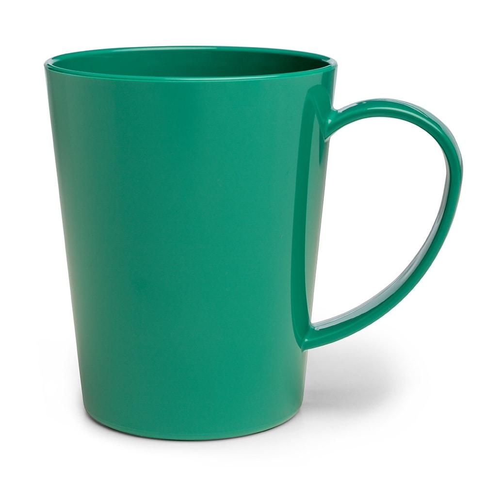 Carlisle 4306809 12 oz Stackable Mug - Meadow Green
