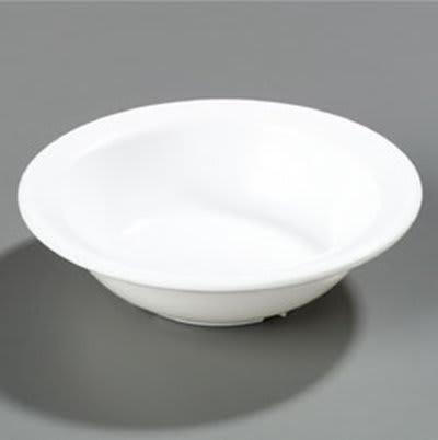 Carlisle 43531-802 Dallas Ware Fruit Bowl, 4-3/4 oz., 12 Per Pack, Melamine, White