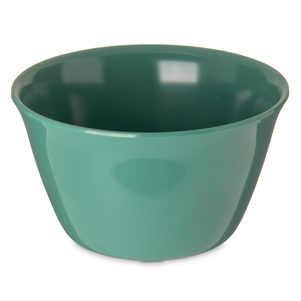 "Carlisle 4354009 3.75"" Round Bouillon Cup w/ 8-oz Capacity, Melamine, Meadow Green"