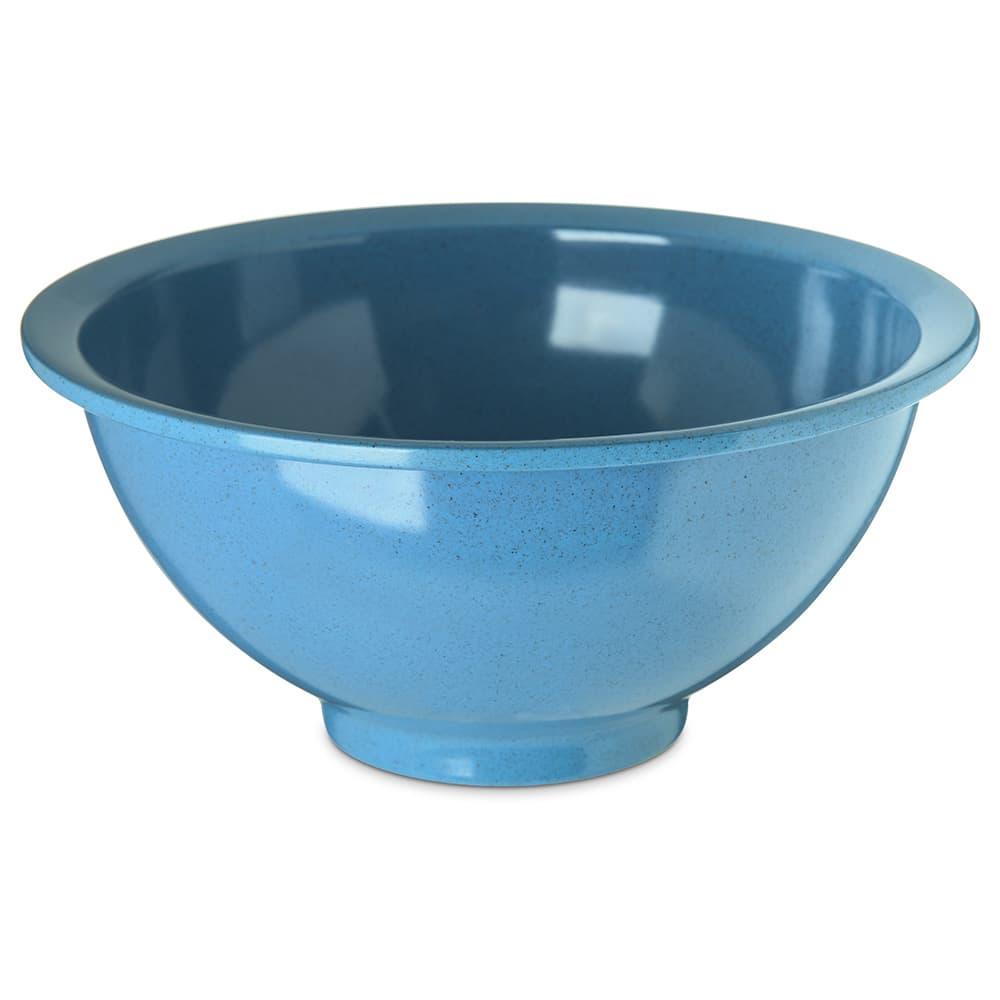 """Carlisle 4374492 8"""" Round Mixing Bowl w/ 1.5 qt Capacity, Melamine, Sandshades"""