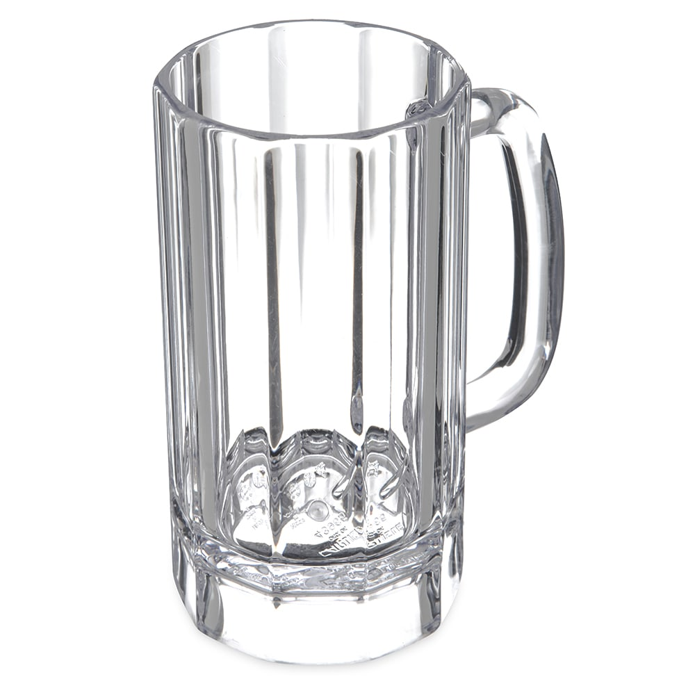 Carlisle 4396507 16-oz Mug - Polycarbonate, Clear