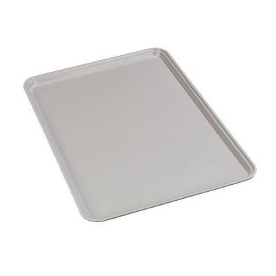 Carlisle 4532FG002 Rectangular Cafeteria Tray - 450x320mm, Smoke Gray