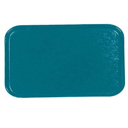 Carlisle 4532FG006 Rectangular Cafeteria Tray - 450x320mm, Ultramarine