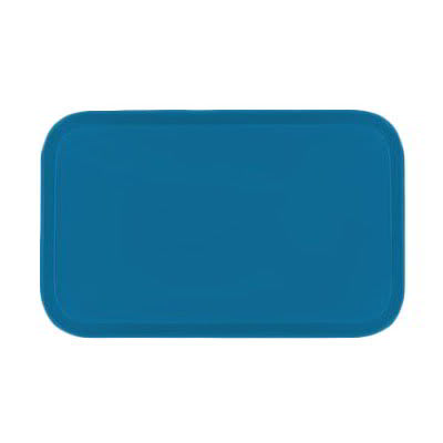 Carlisle 4532FG013 Rectangular Cafeteria Tray - 450x320mm, Ice Blue
