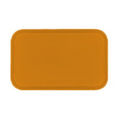 Carlisle 4532FG019 Rectangular Cafeteria Tray - 450x320mm, Rust