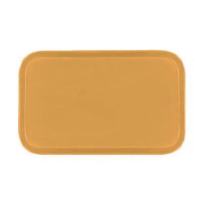 Carlisle 4532FG023 Rectangular Cafeteria Tray - 450x320mm, Gold