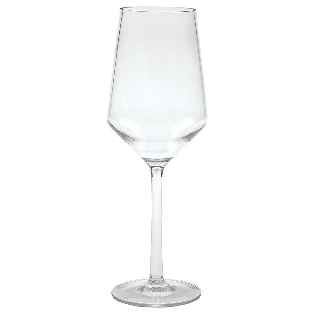 Carlisle 4950207 13-oz Astaire White Wine Glass, Polycarbonate