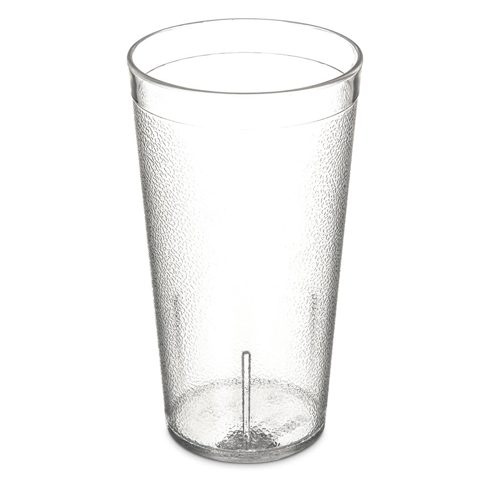 Carlisle 5116-207 16.5 oz Stackable Tumbler - Polycarbonate, Clear