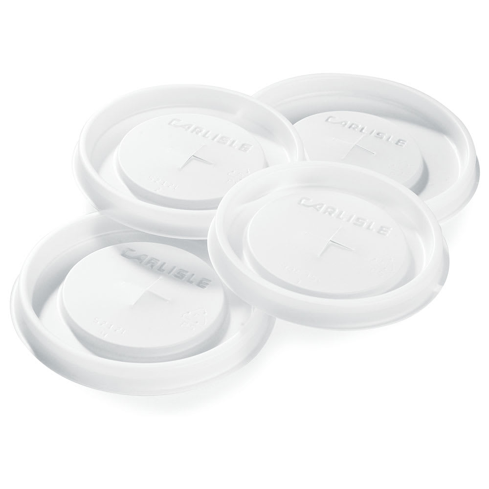 Carlisle 5212L30 Disposable Lid for Model #5212, #4012 & #4033