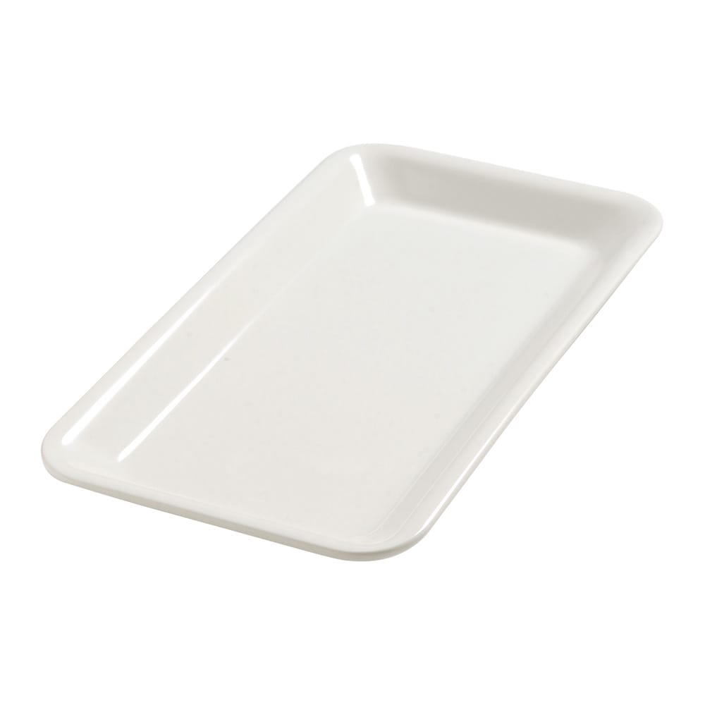 "Carlisle 5553837 Third Size Display Pan - 1""D, Melamine, Bavarian Cream"