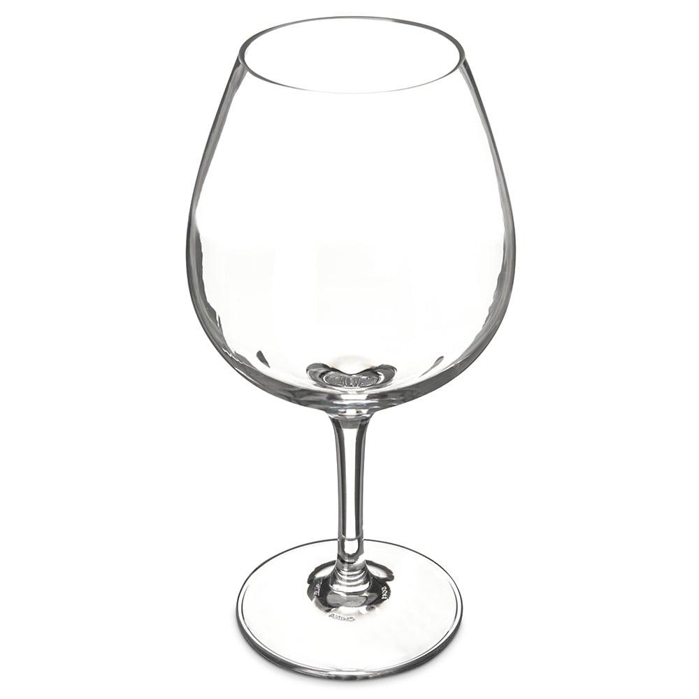 Carlisle 5641-07 22-oz Alibi Balloon Wine Glass - Polycarbonate, Clear