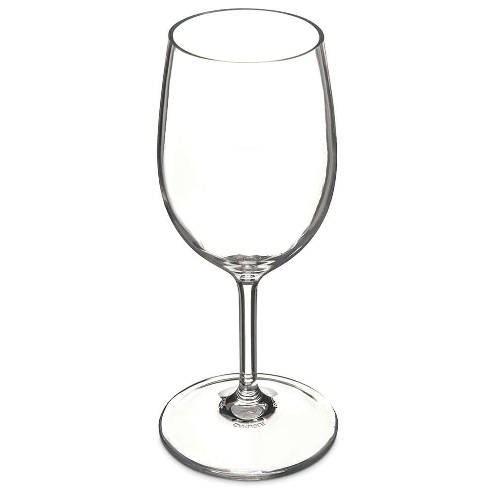 Carlisle 564507 8-oz Alibi White Wine Glass - Polycarbonate, Clear