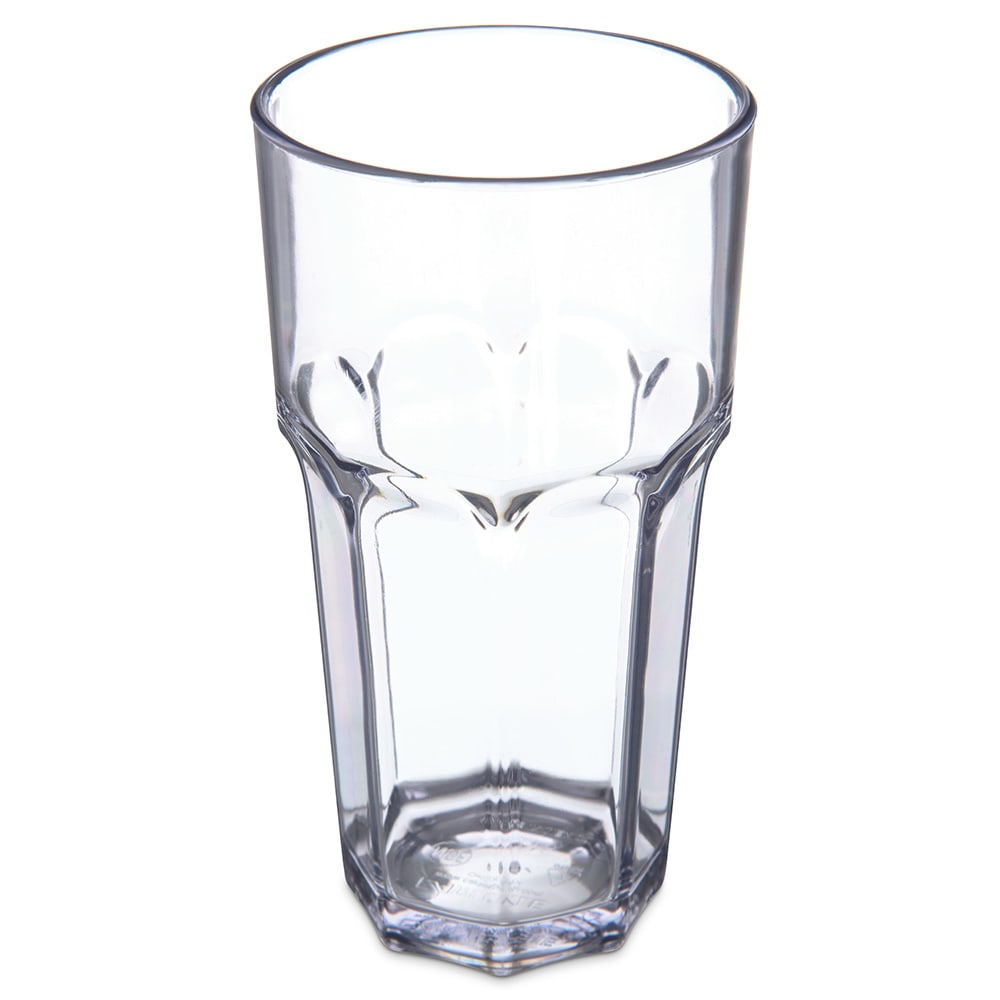 Carlisle 581607 16-oz Louis Tumbler - Clear