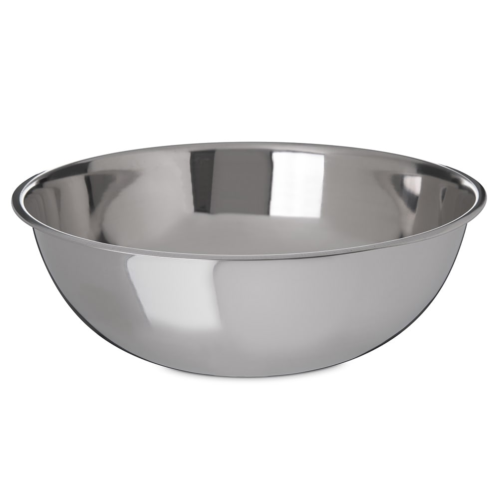 Carlisle 601416 16-qt Classic Mixing Bowl - Stainless Steel